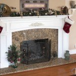 Giallo Napole Granite Fireplace Surrounds | Marble.com