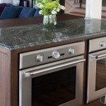 Green Ocean Granite Kitchen Countertop | Marble.com