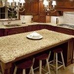 Oro Brazil Granite Kitchen Counters | Marble.com