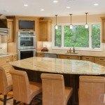 Peregrine C Granite Kitchen | Marble.com