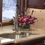 Shivakashi Pink Granite Kitchen Countertop | Marble.com
