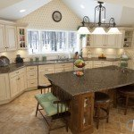 Tropical Brown Granite Kitchen | Marble.com