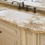 Yellow River Granite Kitchen | Marble.com