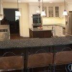 Bahia Brown Granite Kitchen Countertop | Marble.com