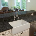 Bahia Brown Granite Kitchen | Marble.com