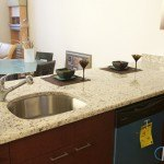 Vanilla Granite Kitchen Countertops | Marble.com