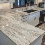 Fantasy Brown Quartzite Kitchen Countertop  | Marble.com
