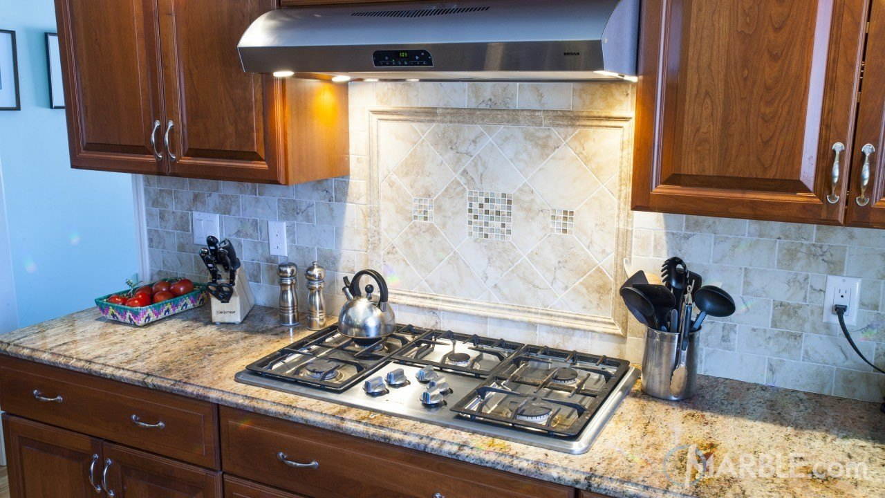 Lady Dream Granite Kitchen | Marble.com