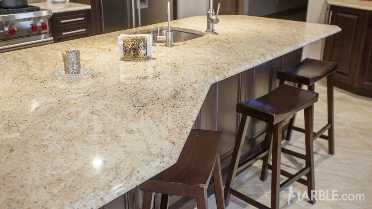 Colonial Dream Kitchen | Marble.com