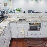 Fantasy Brown Kitchen Quartzite Modern Countertop   Marble.com