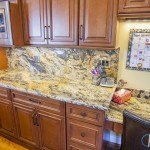Magma Gold Kitchen Granite Countertops   Marble.com