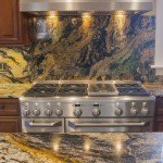 Magma Gold Kitchen Granite | Marble.com