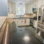 Black Galaxy Granite Kitchen Countertop   Marble.com