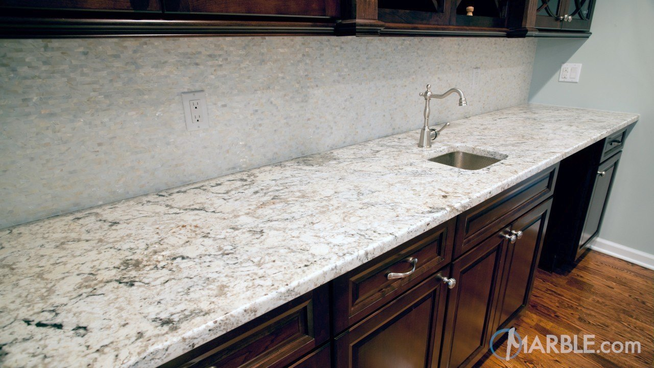Snow White Granite Kitchen Countertop Marble Com