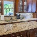 Giallo Ornamental Granite Countertop Materials | Marble.com