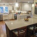 Shitake Ceasarstone Quartz Kitchen | Marble.com