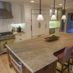 Madura Gold Granite Kitchen Countertops | Marble.com