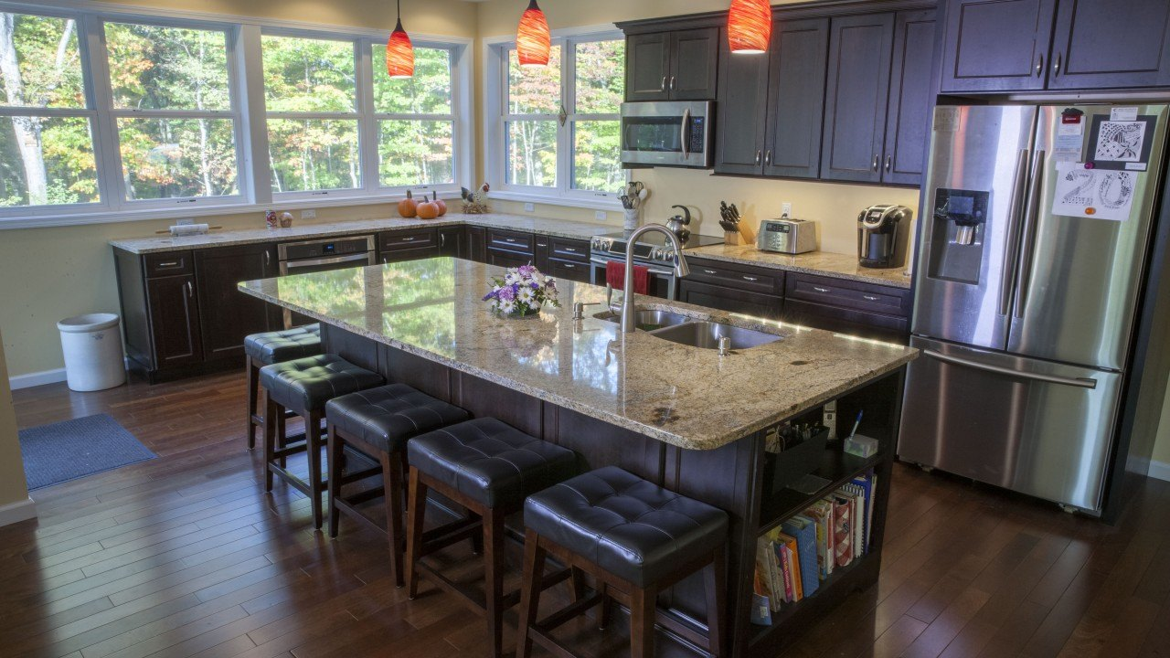 Aurus Granite Kitchen | Marble.com