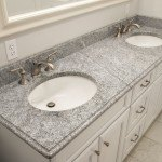 Bianco Diamante Granite Bathroom Vanity Top | Marble.com
