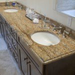 Juparana Persia Granite Bathroom | Marble.com