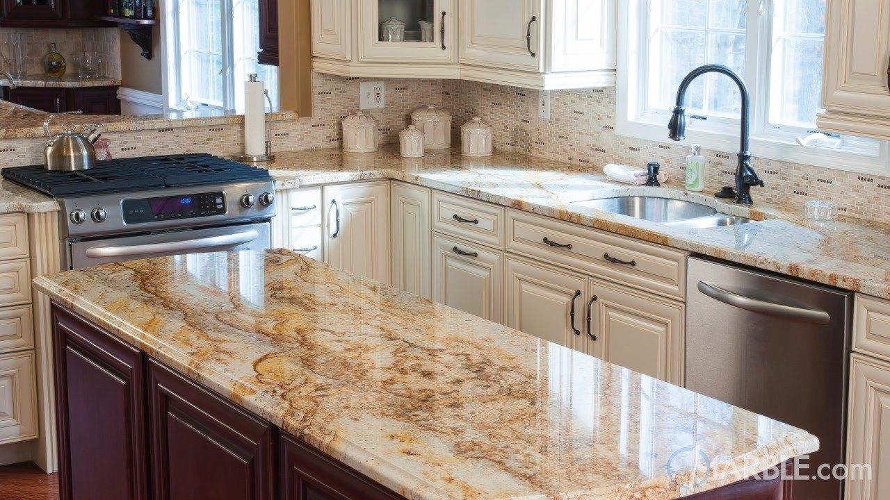 Atlantis Granite Kitchen and Bar Countertops  | Marble.com