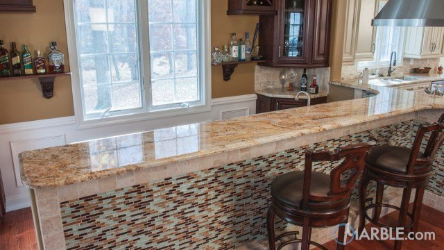 Atlantis Granite Kitchen And Bar Countertops