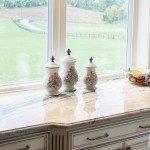 Peregrine C kitchen Granite Countertops | Marble.com