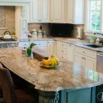 Baltic Blue Granite Kitchen Countertops | Marble.com