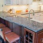 Blue Pearl GT Granite Kitchen countertops | Marble.com