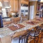 Juparana Persia Granite Kitchen | Marble.com