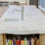 Calacatta Oro Marble Kitchen Countertops | Marble.com