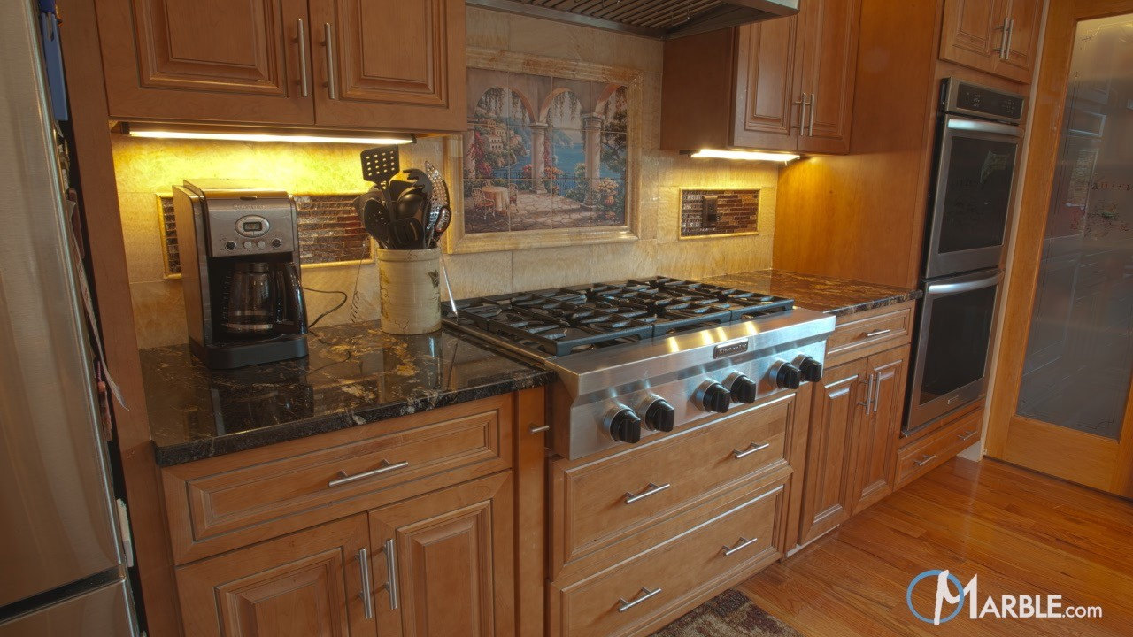 Titanium Granite Kitchen Countertops Marble Com