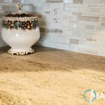 Colonial Cream Kitchen Granite Counters | Marble.com