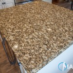Florence Gold Granite Kitchen Countertops | Marble.com