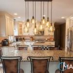 Florence Gold Granite Kitchen | Marble.com