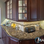 Azteca Granite Kitchen | Marble.com