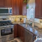 Azteca Granite Kitchen Countertops | Marble.com
