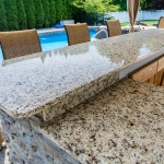Giallo Napole Granite Outdoor Countertops | Marble.com