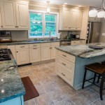 Green Jadeite Granite Kitchen Countertops | Marble.com