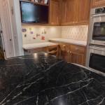 Mountain White Danby and Barroca Soapstone Countertops | Marble.com