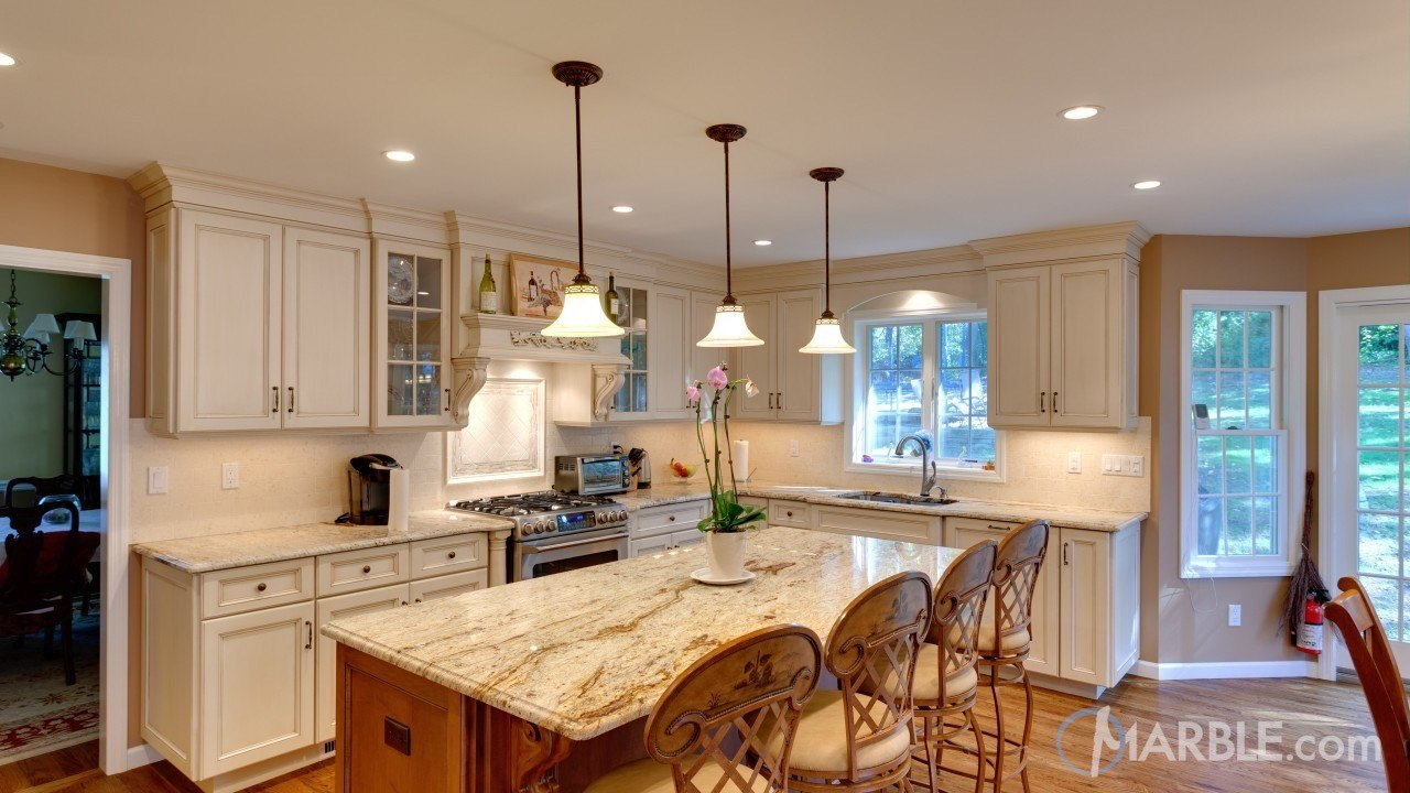 Great Atlantis Granite Kitchen Counters