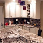 Bianco Antico Kitchen Countertops with a Two Tier Island   Marble.com