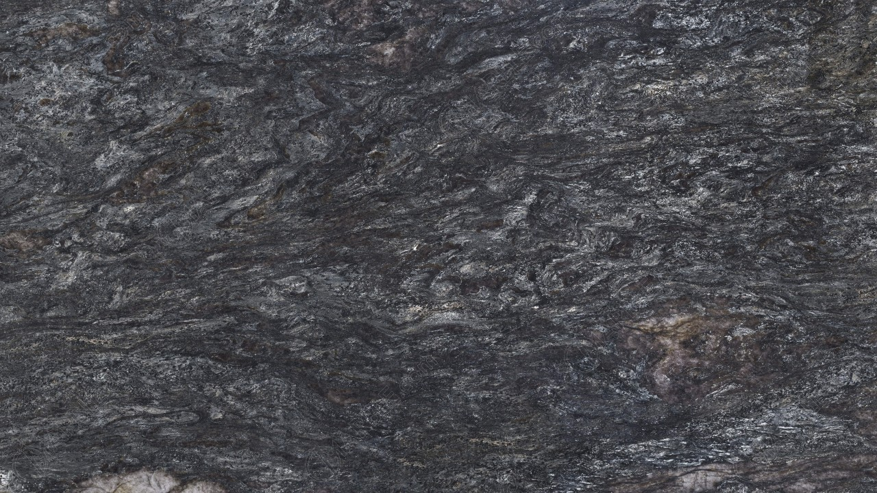 Kosmus Granite Is A Brown Black And Grey Natural Stone