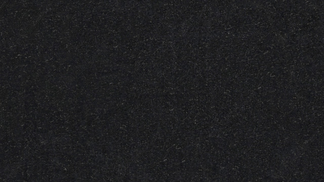 San Gabriel Black Granite For Kitchen And Bathroom Vanities